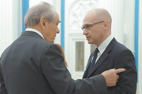 Сергей Кириенко, чистки в ре…