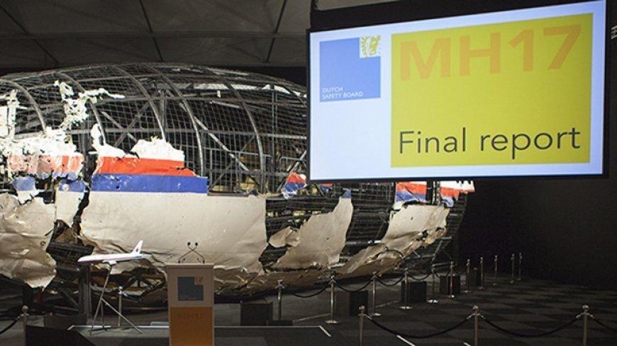 О Крушении «Боинга» в Донбассе: Украина признала подлинность данных Минобороны России по МН-17