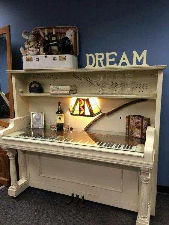 4. Бюро Фабрика идей, переделки, пианино и рояли, своими руками