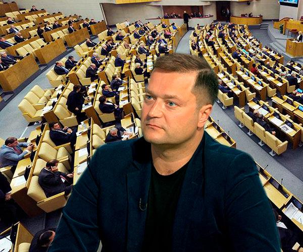 Никита Исаев: никто ничего не потеряет, если Госдуму распустят