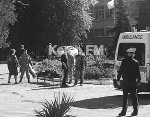 НАК: В керченском колледже взорвалась бомба