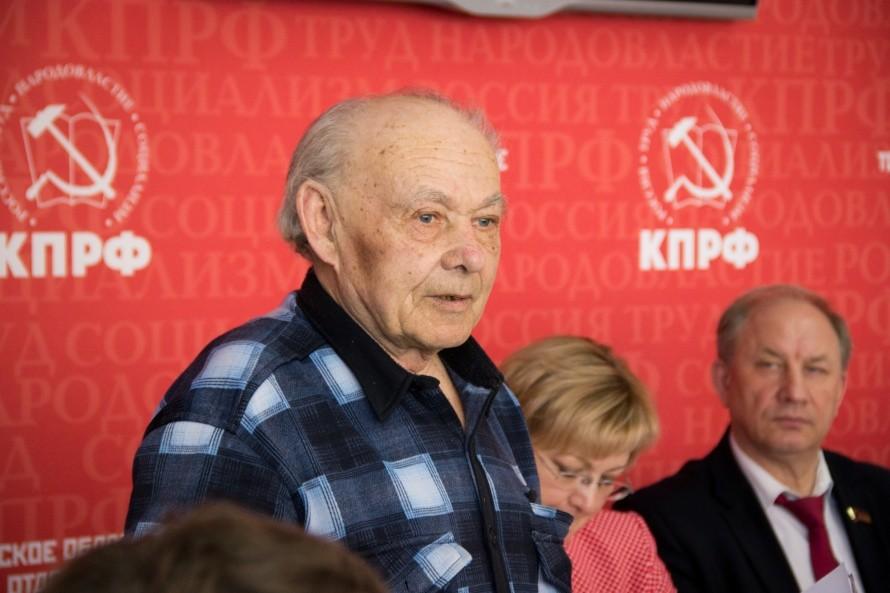 Томский пенсионер вернул Медведеву надбавку к пенсии в 60 рублей