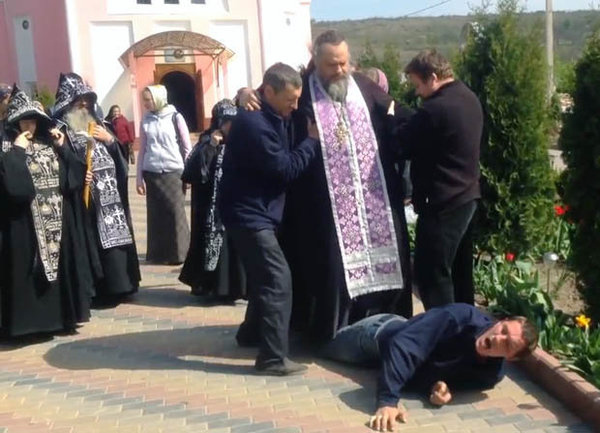 Как в православии изгоняют бесов