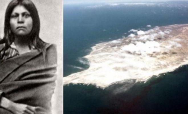 Женщину случайно забыли на необитаемом острове и она там жила 18 лет Культура