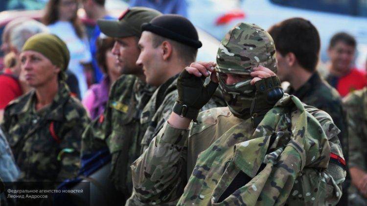 Ночные похождения неизвестных боевиков: в Одессе снова неспокойно.