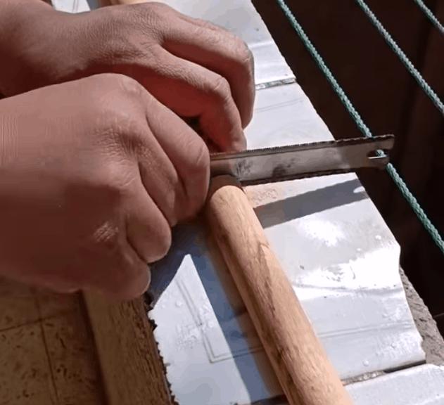 Подставка, которая способна стать изюминкой интерьера подставка,своими руками