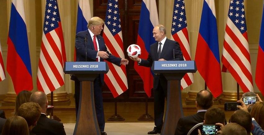 13 главных фактов о встрече Путина и Трампа в Хельсинки 16 июля