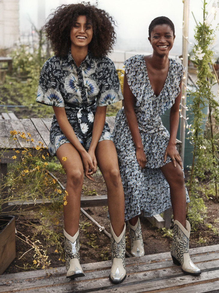 H&M Сonscious Exclusive S/S 19 платья