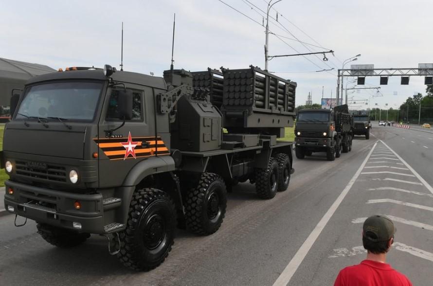 На вооружении ВС РФ появится уникальный комплекс «Земледелие» Армия России,земледелие,мины