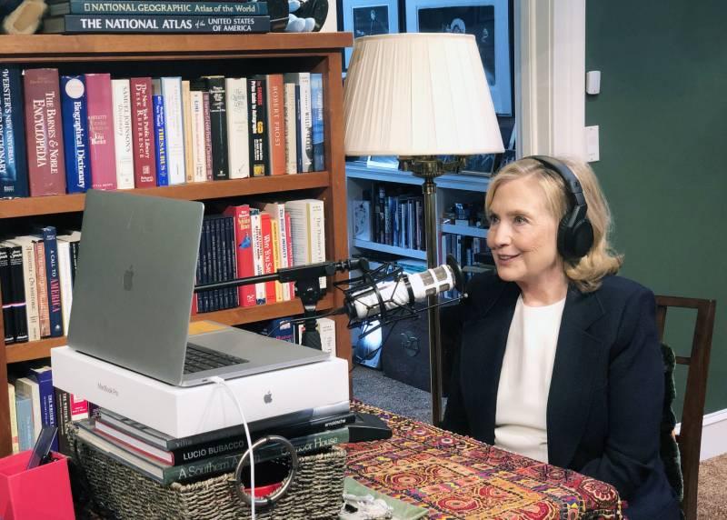 Хиллари Клинтон: США нужно пробуждение, как это было после Пёрл-Харбора и первого советского спутника Новости