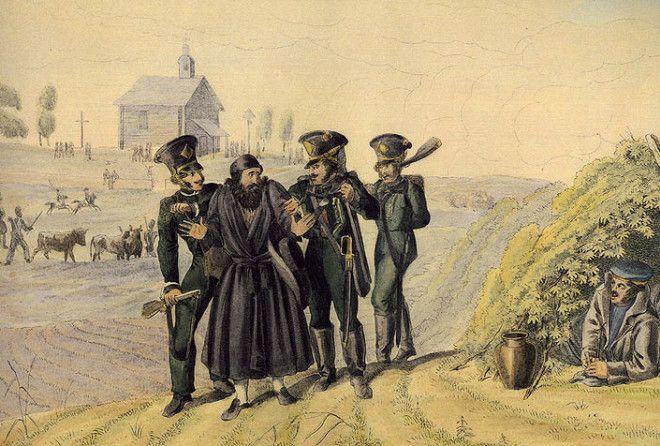 Еврейские общины в войне 1812 года