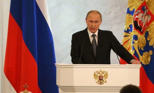 Путин в послании уделил особ…