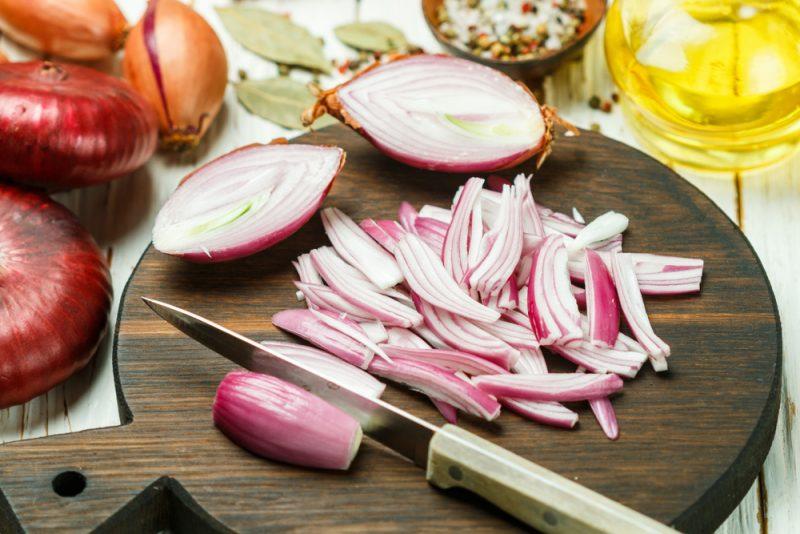 Маринованный лук: пошаговые рецепты закуски,кулинария,рецепты,салаты