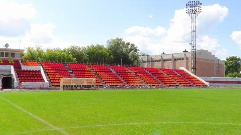 Стадион «Знамя труда» реконструируют в Орехово-Зуеве