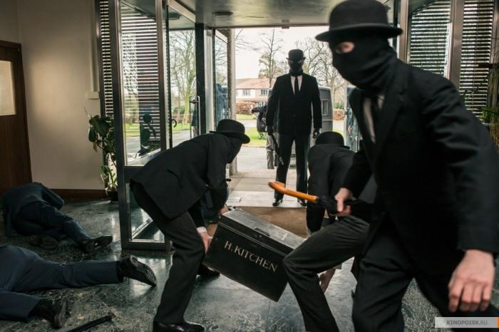 Как ограбить банк с помощью пылесоса и другие успешные ограбления, ставшие историей