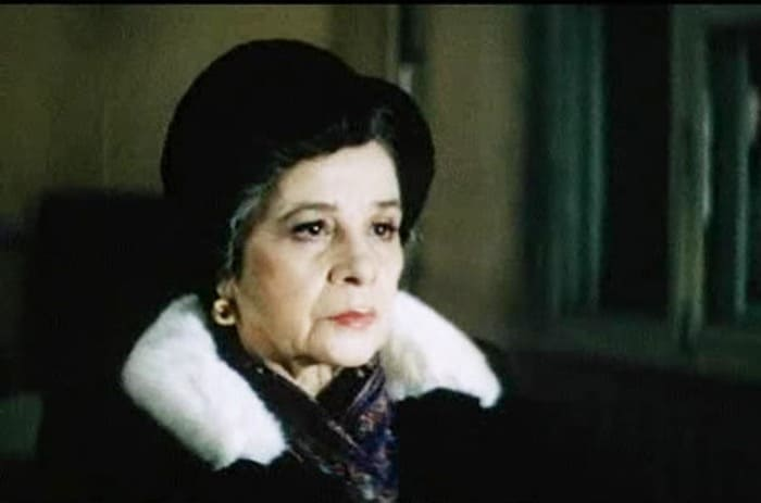 Мария Виноградова в фильме *Процесс*, 1989 | Фото: kino-teatr.ru