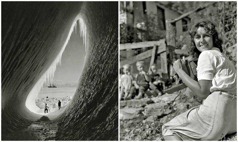 Из архивов: восстановлено 200 ретро-снимков со всех уголков планеты