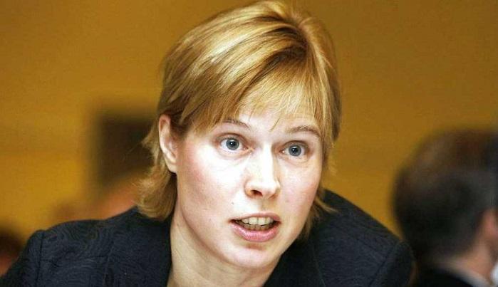 Президент Эстонии назвала условие своего визита в Россию