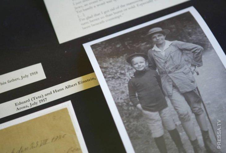 Трагическая судьба Эдуарда Эйнштейна - младшего сына Альберта Эйнштейна