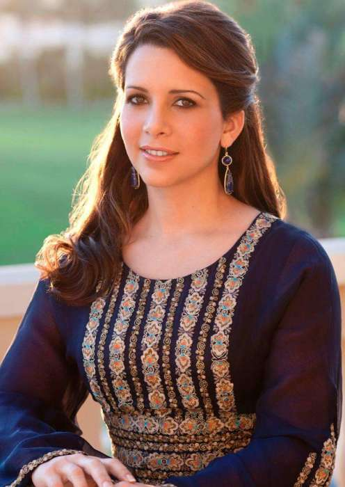 Принцесса Хайя бинт аль-Хусейн Иорданская, шейха Дубая. / Фото: www.refinedguy.com