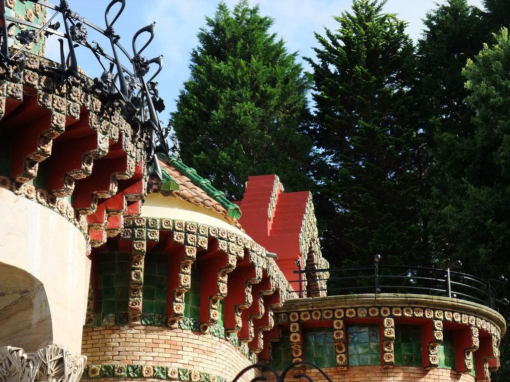 Capricho de Gaudí 04