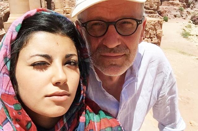 Александр Гордон развелся с четвертой женой Нозанин Абдулвасиевой