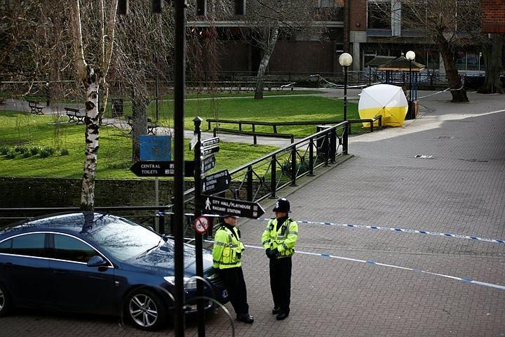 Лондон 19 марта передаст в ОЗХО образцы отравляющего вещества по делу Скрипаля