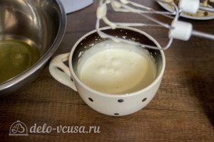 Домашнее мороженое Семифредо: Взбить желтки
