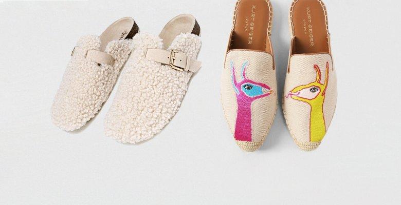 Туфли словно тапочки для дом…