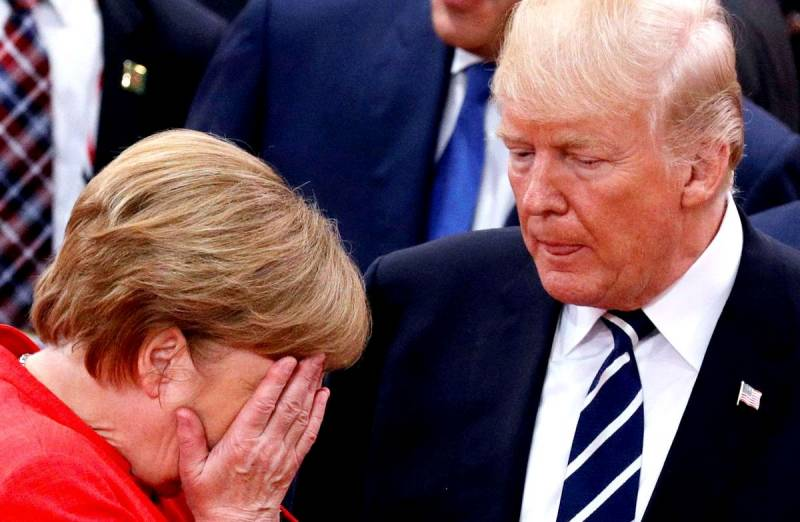 Германию заставляют начать свой «разворот на Восток»