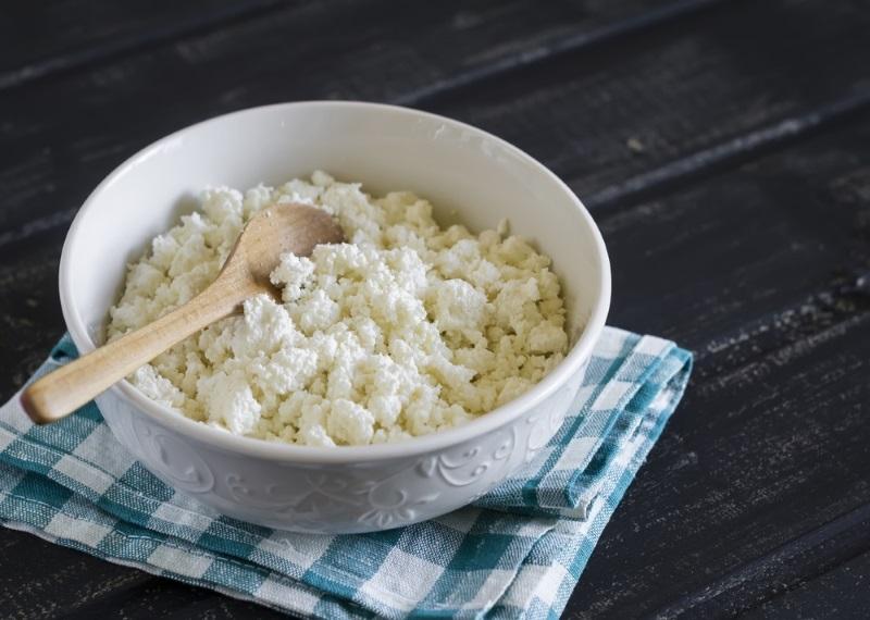 домашний плавленый сыр из молока
