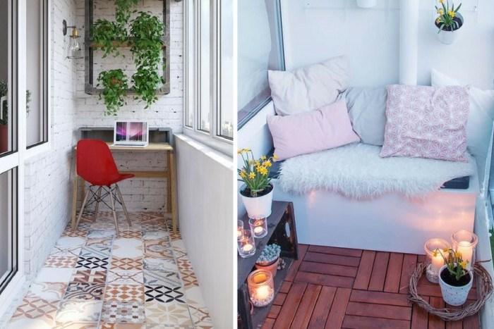 Подборка уютных балконов - восхитительно!
