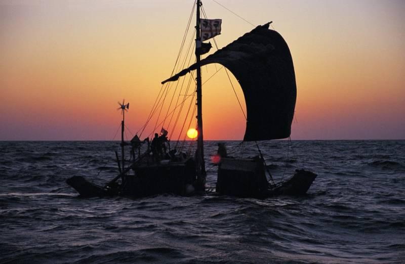 Аргонавты доисторической эпохи история