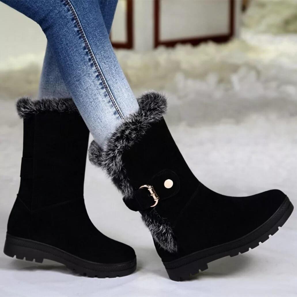 Интересная зимняя обувь фото красивым