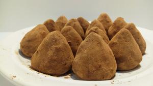 Нежные шоколадные Трюфеля