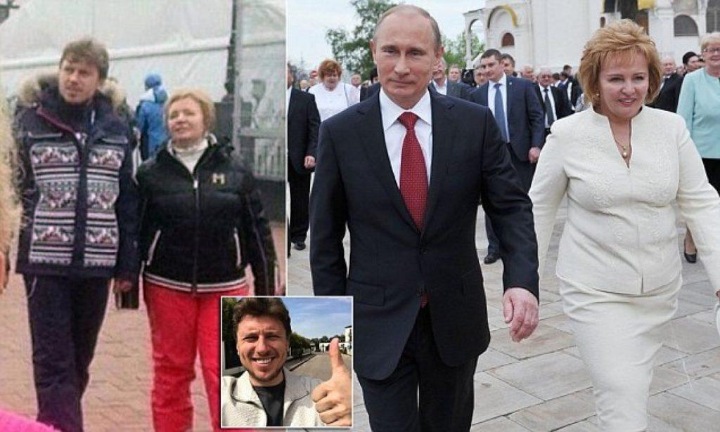 Людмилу Путину не могут найти судебные приставы