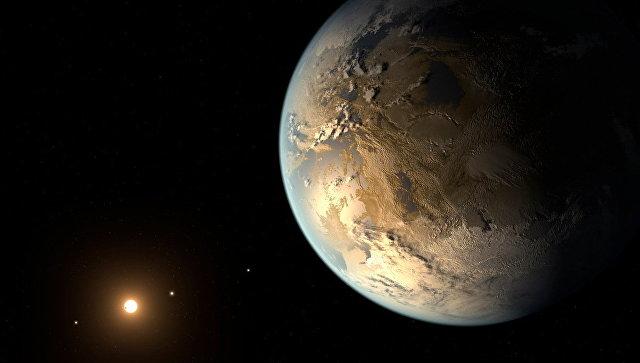 Астрономы нашли потенциально…