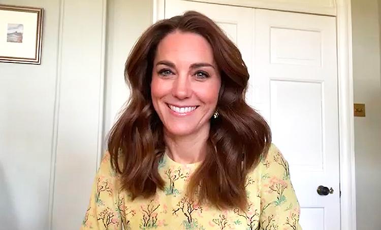 Эффект Кейт Миддлтон: топ-5 нарядов герцогини для видеоконференций, которые раскупают лучше всего