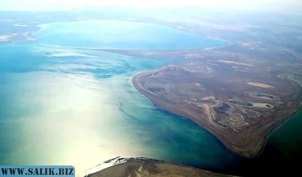 Об изменении уровня воды и ее застывании на территории Аральского моря до начала его высыхания