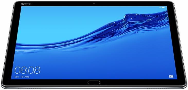 Huawei представила планшеты MediaPad M5 Lite 10 и T5 10