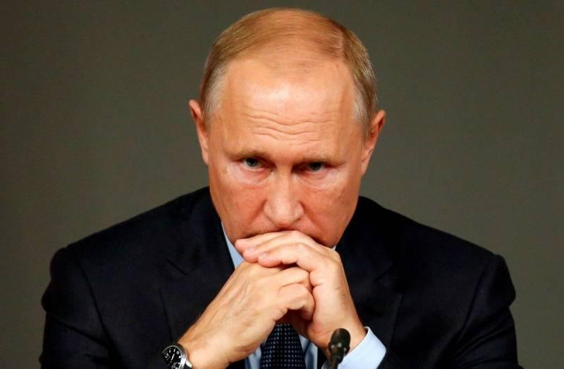 Путин не шутил: мощь России …