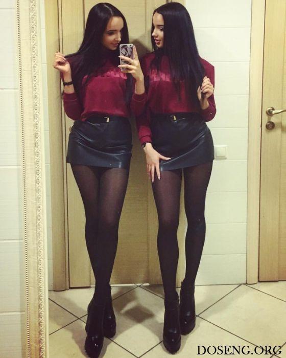 Девчонки - короткие юбчонки