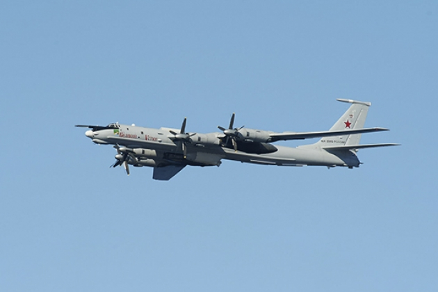 Противолодочный самолёт Ту-142