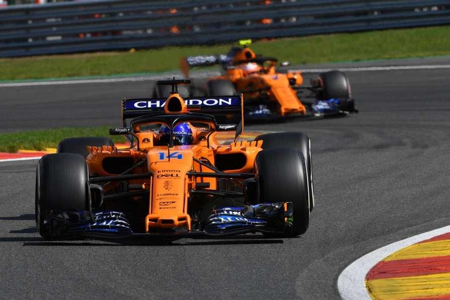 Алонсо: «McLaren нужно приба…