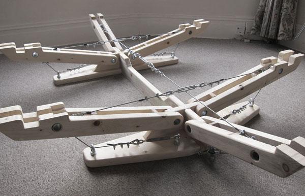 Как сделать современную кровать парящую в воздухе для дома и дачи,мастер-класс,мебель