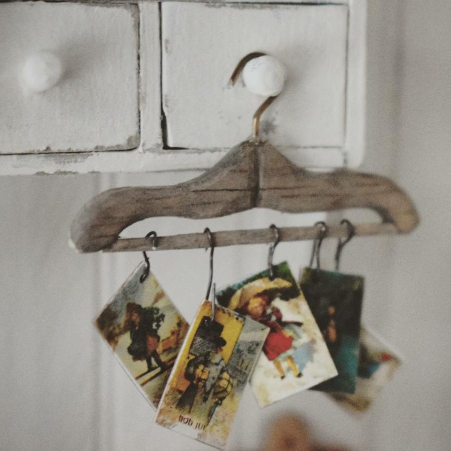 Финская художница создает дома мечты... в миниатюре вдохновляемся,миниатюра
