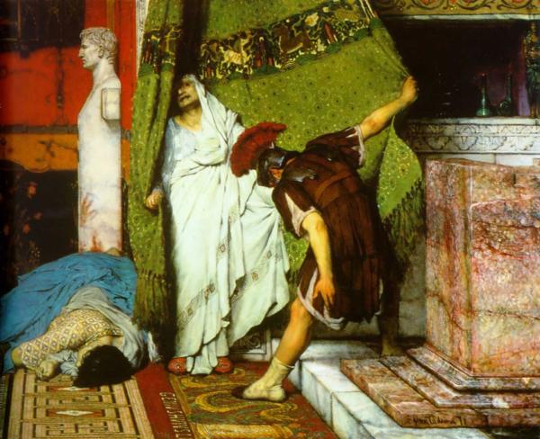 Ни до, ни после Рим не знал такого разврата, как при императрице Мессалине