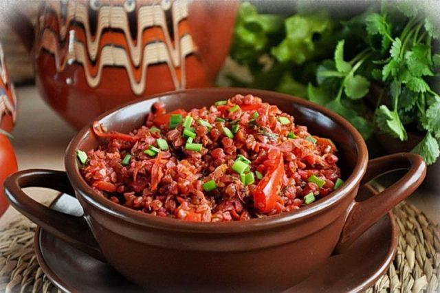 Такую гречку вы еще не ели: 5 вкуснейших некалорийных рецептов кулинария,рецепты,худеем
