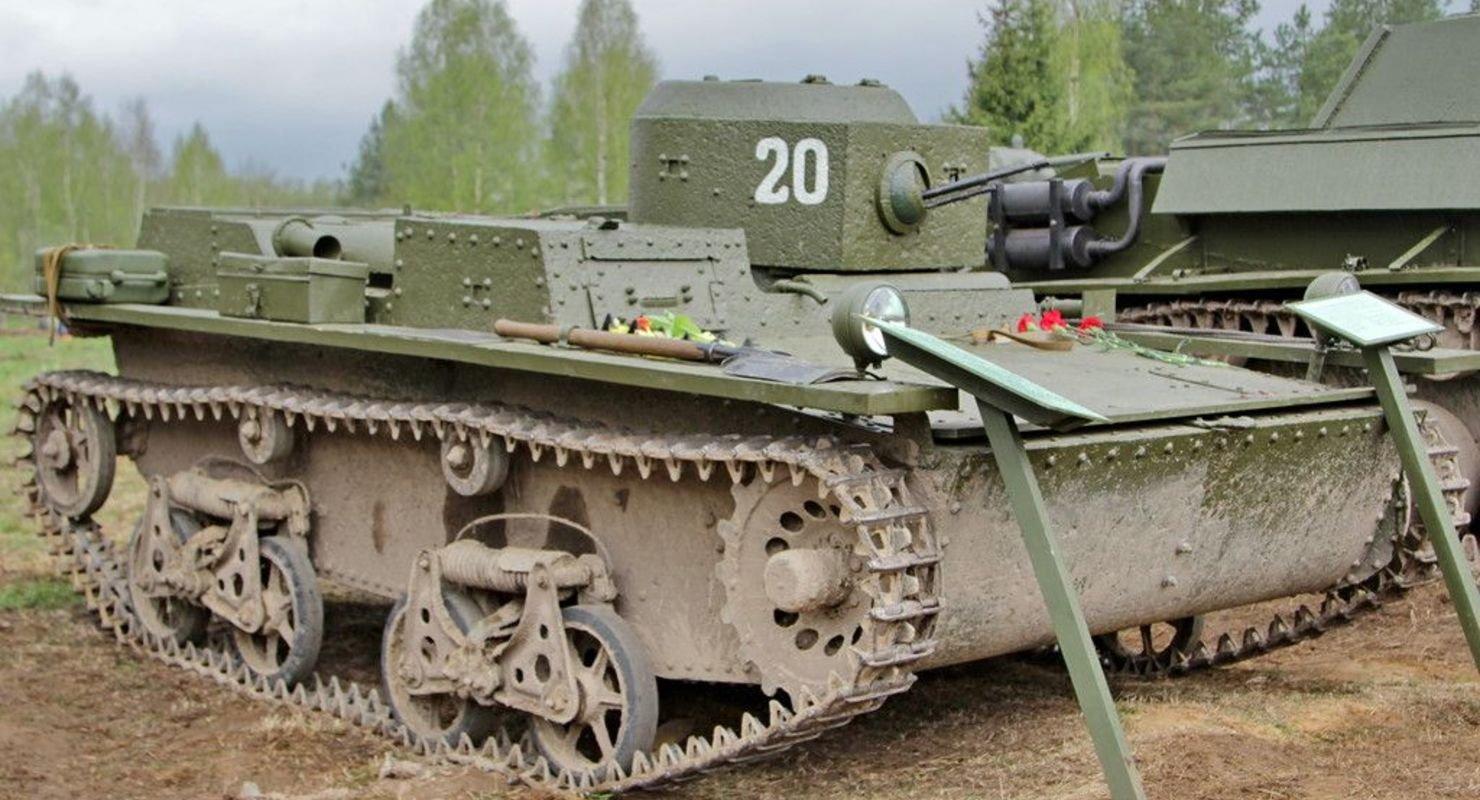 Т38-Советский танк, производство которого пытались повторить за рубежом Автомобили