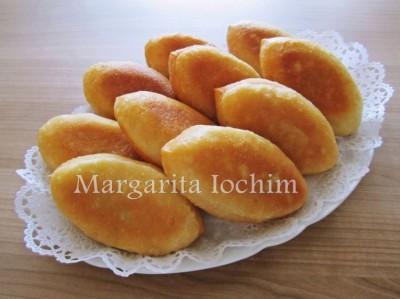 Пирожки из супер превосходного теста на картофельном отваре